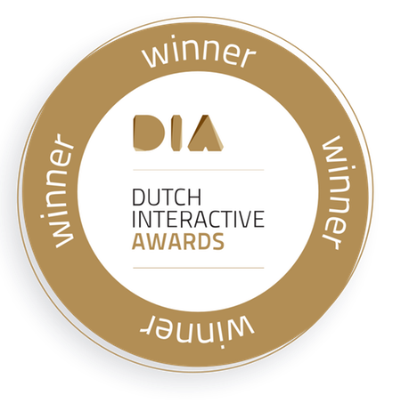 Dutch Interactive Awards winnaar 2019
